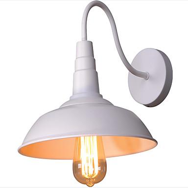 Rústico / Campestre / Regional / Tradicional / Clássico Luminárias de parede Metal Luz de parede 110-120V / 220-240V 60W