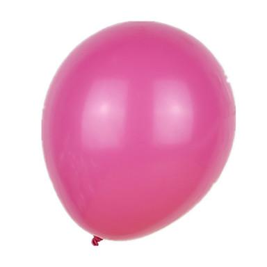 voordelige Ballonnen-Ballonnen Speeltjes Bol Opblaasbaar Feest Dik Latex Unisex 10 Stuks