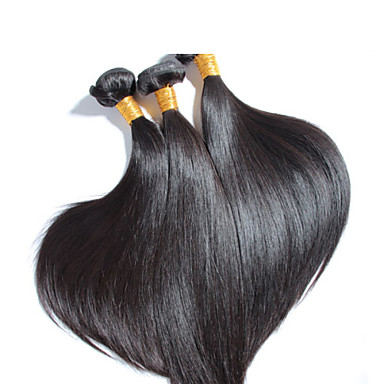 Μήκος μείγμα φθηνή τιμή βραζιλιάνα τρίχα 3 δέσμες βραζιλιάνα Remy μαλλιά, φτηνές βραζιλιάνα ευθεία ανθρώπινη τρίχα ύφανση