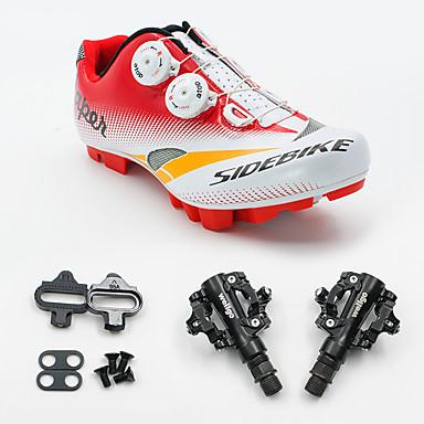 Sneakers Unisex Dæmpning Udendørs Bjerg Cykling