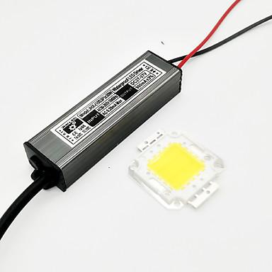 ZDM® 1pç 10 cm 85-265 V Impermeável Chip LED Alumínio