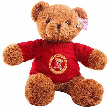 6e1b8d1321f Teddy Bear Bear Teddy Bear Stuffed Animal Plush Toy Cute Large Size Boys   Girls  Toy Gift 1 pcs