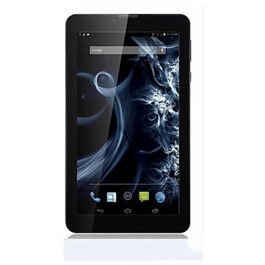 7 tommer (ca. 18cm) phablet ( Android 4.2 1024 x 600 Dobbeltkjerne 512MB+8GB )