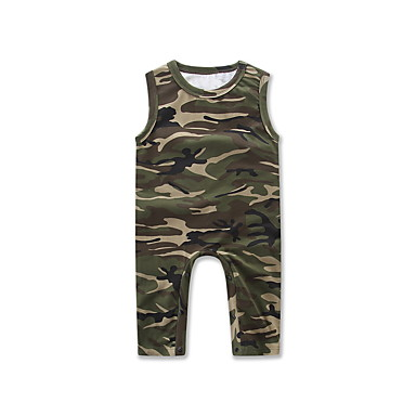32e5e4ec45c Χαμηλού Κόστους Μωρουδιακά Ρούχα Για Αγόρια-Μωρό Αγορίστικα Λουλουδάτο /  Ριγέ Καθημερινά / Εξόδου /