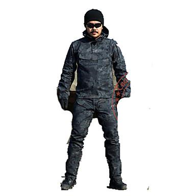 お買い得  ハンティング&ネイチャー-男性用 アウトドア 防水, 高通気性, 耐久性 クラシック 冬 洋服セット のために 狩猟, レジャースポーツ