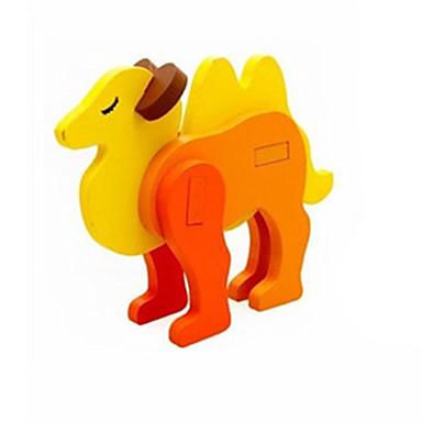 3D퍼즐 페그 퍼즐 우드 모델 장난감 동물 나무 남여 공용 조각