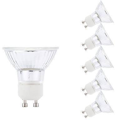 GMY® 5W 380 lm GU10 Lâmpadas de Foco de LED MR16 1 leds COB Regulável Branco Quente AC 220-240V