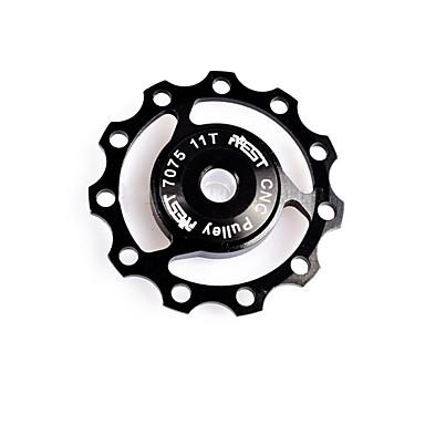 Roda de guia de bicicleta BMX / Bicicleta De Montanha / BTT / Bicicleta de Estrada Liga de alumínio 7075 - Prata / Vermelho / Azul