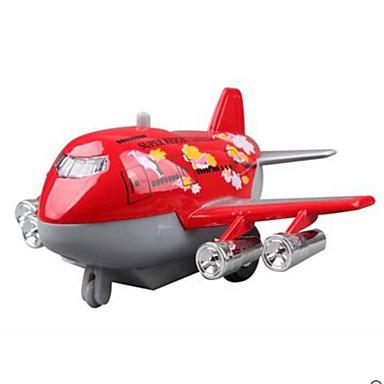 Brinquedos Avião Brinquedos Quadrada Plástico Peças Dom