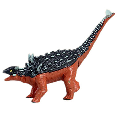 Modelos de exibição Brinquedos Dinossauro Plástico Para Meninas Para Meninos 1 Peças