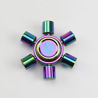 FQ777 Spinners de mão Mão Spinner Brinquedos O stress e ansiedade alívio Brinquedos de escritório Por matar o tempo Brinquedo foco Alivia