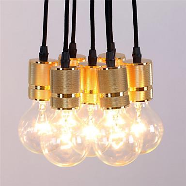 OYLYW 7-luz Luzes Pingente Luz Ambiente - Estilo Mini, 110-120V / 220-240V Lâmpada Não Incluída / 10-15㎡ / E26 / E27