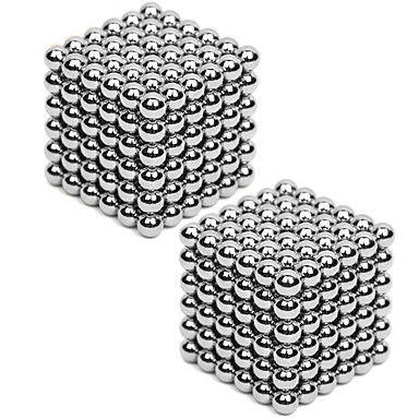 2*216 pcs 3mm Magnet Toy Building Blocks Magic Cube Magic Prop Magnetic DIY Kid's / Adults' Boys' Girls' Toy Gift