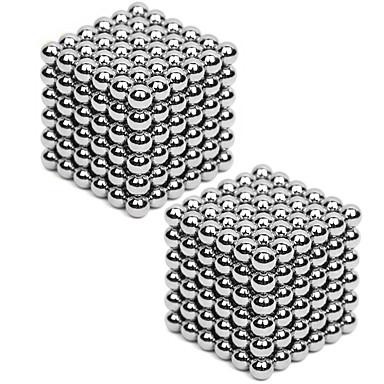 2*216 pcs 3mm Mágneses játékok Építőkockák Rubik-kocka Mágikus labda Mágneses DIY Gyermek / Felnőttek Fiú Lány Játékok Ajándék