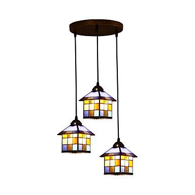 Luzes Pingente Luz Ambiente - LED Designers, Tifani, 110-120V 220-240V Lâmpada Não Incluída