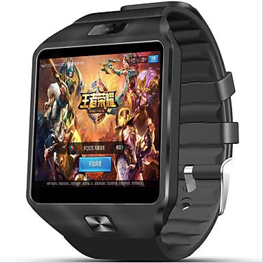Relógio inteligente YYQW09 for Android Tela de toque / Impermeável / Calorias Queimadas Monitor de Atividade / Monitor de Sono / / 0.3 MP