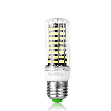 4 W 320 lm E26 / E27 Lâmpadas Espiga T 80 Contas LED SMD 5733 Branco Frio 110-130 V / 1 pç