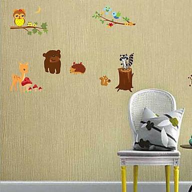 Volný čas Samolepky na zeď Samolepky na stěnu Ozdobné samolepky na zeď,Vinyl Materiál Home dekorace Lepicí obraz na stěnu