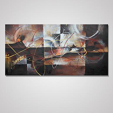 스트레치 캔버스 프린트 추상적인 클래식 우아한,1판넬 캔버스 수평 프린트 벽 장식 For 홈 장식