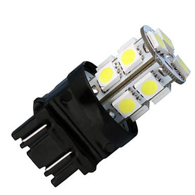 Недорогие Автомобильные светодиодные лампы-2pcs 3157 Автомобиль Лампы 4W Высокомощный LED 220lm 30 Светодиодная лампа Задний свет