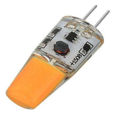 G4 LED Doppel-Pin Leuchten T 1 LEDs COB Abblendbar Warmes Weiß Kühles Weiß 100-200lm 3000/6000