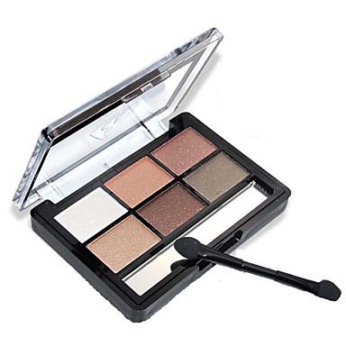 10 Olhos Combinação Secos Normal Oleoso Sombra para Olhos Pó Maquiagem Esfumada Maquiagem para o Dia A Dia