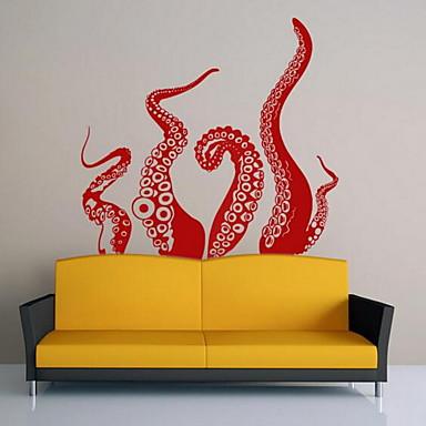 카툰 벽 스티커 플레인 월스티커 데코레이티브 월 스티커,비닐 자료 홈 장식 벽 데칼