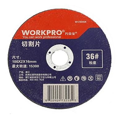 bao wan 100 * 2,0 * 16,0 mm / 10 Stück