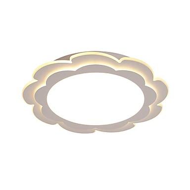 UMEI™ تركيب السقف المدمج ضوء محيط - LED, 110-120V / 220-240V, أبيض دافئ / أبيض, وشملت مصدر ضوء LED / 10-15㎡ / LED متكاملة