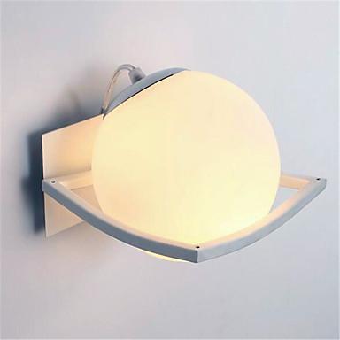 Moderno/Contemporâneo Luminárias de parede Para Metal Luz de parede 220-240V 7W