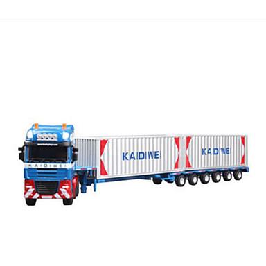 KDW Caminhão de carga Caminhões & Veículos de Construção Civil Carros de Brinquedo Plástico Crianças Brinquedos Dom