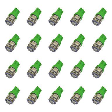 T10 Carro Lâmpadas W SMD 5050 55lm lm LED Lâmpada de Seta ForUniversal