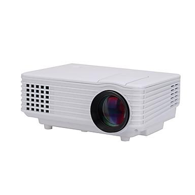 SJ805W LCD Mini-Projektor WVGA (800x480)ProjectorsLED 1000