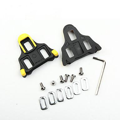 Kit de reparo Anti-Derrapante Ciclismo / Moto Liga de Zinco Amarelo / Vermelho