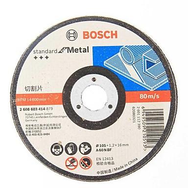 Bosch Schleifabschnitt praktische Serie - Metallschneiden 105 * 1.2mm / 10 Scheibe