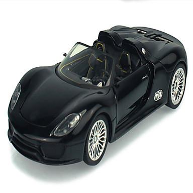Carros de Brinquedo Modelo de Automóvel Carro de Corrida Brinquedos Música e luz Brinquedos Metal Peças Unisexo Dom