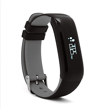 Pulseira inteligente P1 para Android iOS Bluetooth Esportivo Impermeável Monitor de Batimento Cardíaco Medição de Pressão Sanguínea Tela de toque Aviso de Chamada Monitor de Atividade Monitor de Sono