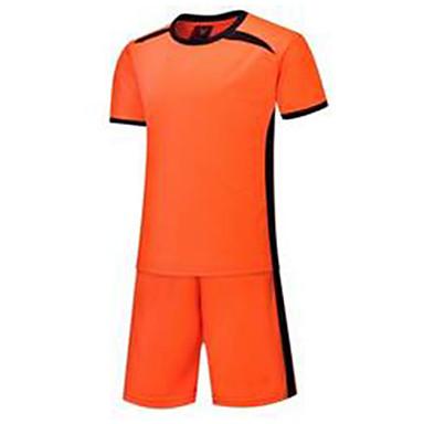 Kinder Fußball Trainingsanzug Atmungsaktiv Frühling Sommer Winter Herbst Klassisch Polyester Fussball