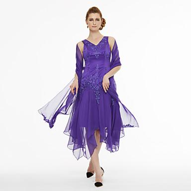 Chiffon Sequined Wedding Party / Evening Women's Wrap Shawls