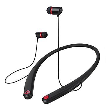 No ouvido Sem Fio Fones Plástico Esporte e Fitness Fone de ouvido Atração de ímã Com controle de volume Com Microfone Isolamento de ruído
