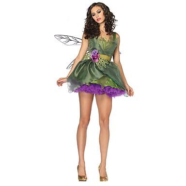 Cosplay Kostýmy cosplay Festival/Svátek Halloweenské kostýmy Ostatní Šaty Křídla Halloween Dámské Spandex Terylen