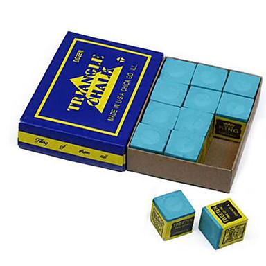 Cue Chalk Snooker Blau Aufbewahrungshülle inklusive Kompakte Größe Größe S