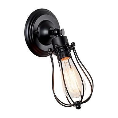 OYLYW Rústico / Campestre / Vintage / Retro Luminárias de parede Sala de Estar / Quarto Metal Luz de parede 110-120V / 220-240V 60 W / E26 / E27