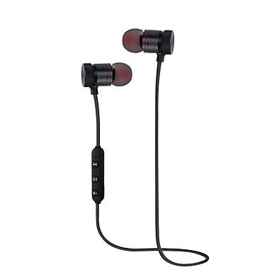 CIRCE S7 Sem Fio Fones Dinâmico Aluminum Alloy Esporte e Fitness Fone de ouvido Atração de ímã / Com controle de volume / Com Microfone