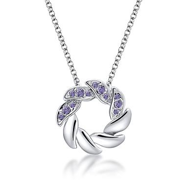 Dámské Náhrdelníky s přívěšky Šperky Šperky Štras Slitina Jedinečný design Módní Euramerican Šperky Pro Párty Ostatní Večerní oslava