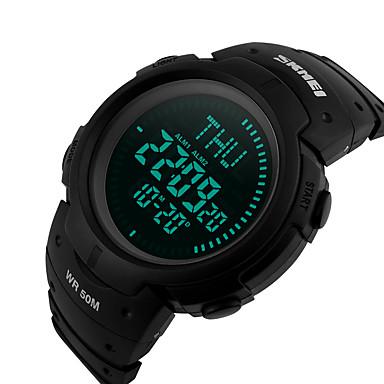 Relógio inteligente YY1231 para Suspensão Longa / Impermeável / Bússula / Multifunções / Esportivo Temporizador / Cronómetro / Relogio Despertador / Cronógrafo / Calendário