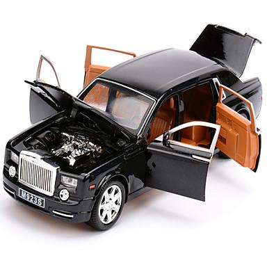 Carros de Brinquedo Modelo de Automóvel Carro de Corrida Brinquedos Simulação Requintado Decoração de mesa Música e luz Brinquedos Liga