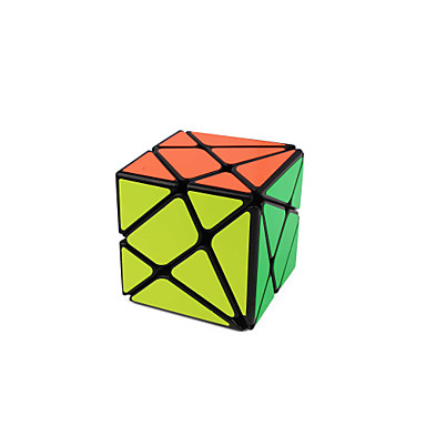 Rubikova kostka YongJun Axis Cube Hladký Speed Cube Magické kostky puzzle Cube Hladká nálepka Obdélníkový Dárek