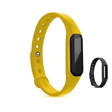 XL01 스마트 팔찌 iOS Android 스포츠 터치 스크린 가속도계 심박수 센서 핑거 센서
