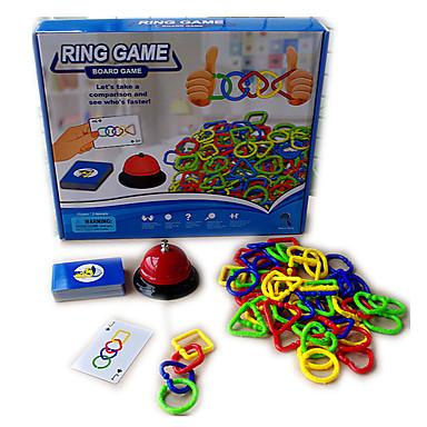 ألعاب مربع بلاستيك قطع للجنسين للأطفال هدية